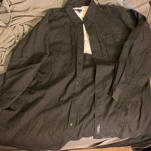 "Button Down MultiPocket ""Tactical"" Shirt"